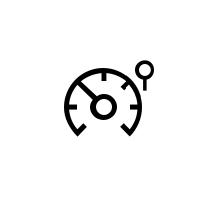 Kontrolna svjetla ograničivača brzine, regulatora brzine i prilagodljivog regulatora brzine