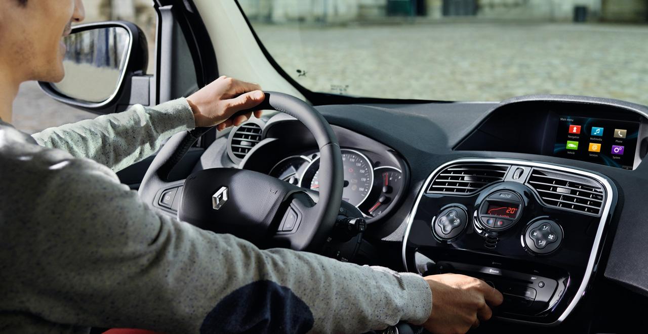 Neka vam tehnologija u vozilu olakša život