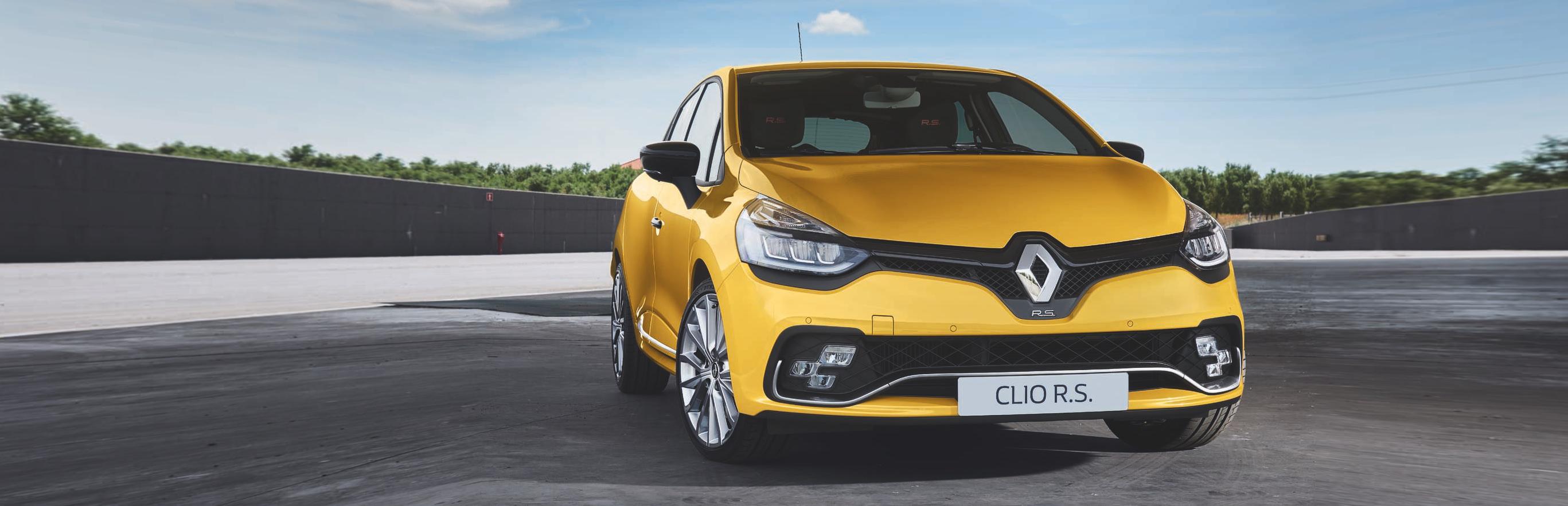 Clio R.S.
