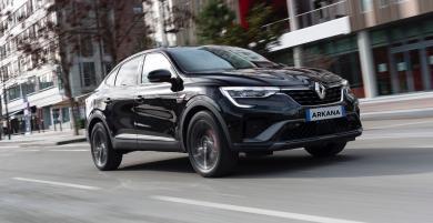 Novi Renault Arkana