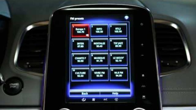 Kako koristiti upravljanje glasom za odabir radio stanice ?
