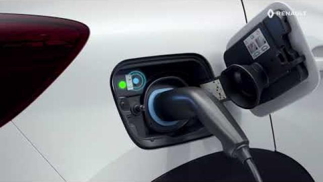 E-TECH PLUG-IN HYBRID - Ponovno punjenje pogonske baterije