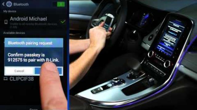 Kako provesti uparivanje s Android telefona ?