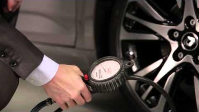 Nadzor tlaka u gumama