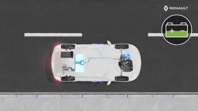 E-TECH PLUG-IN HYBRID - Automatski mjenjač E-TECH s više načina rada