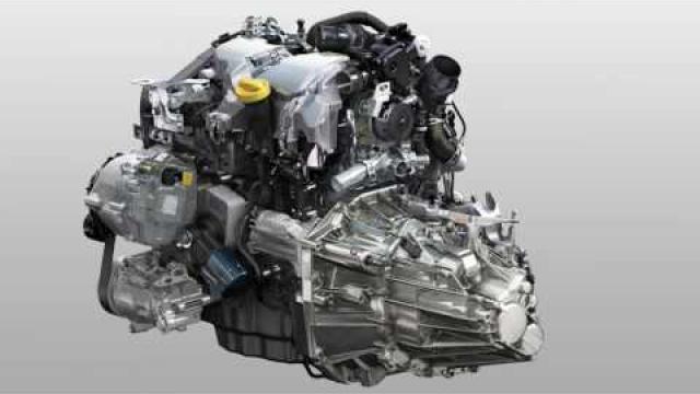MOTORI I MJENJAČI : MOTOR ENERGY DCI 110 HYBRID ASSIST